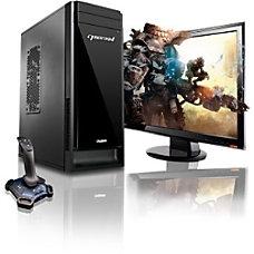 CybertronPC Evoke GM2214A Desktop Computer AMD