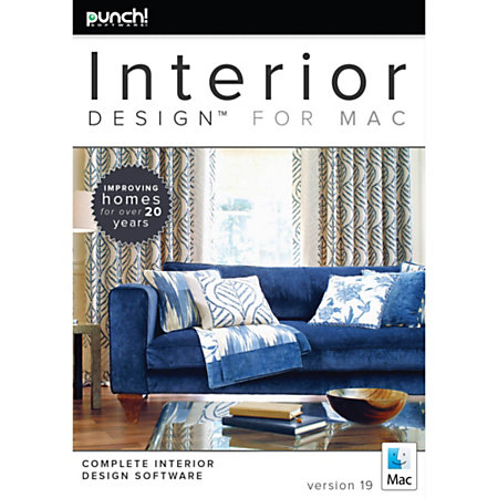 Punch interior design for mac v19 download version by for Office interior design software free download full version