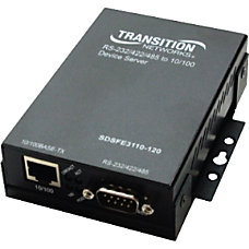 Transition Networks 1 Port Device Server