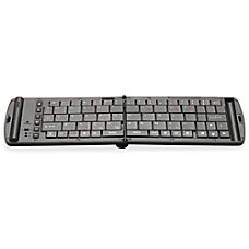 Verbatim Bluetooth Wireless Folding Mobile Keyboard