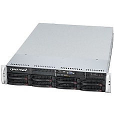 CybertronPC Magnum SVMIB182 2U Rack Server
