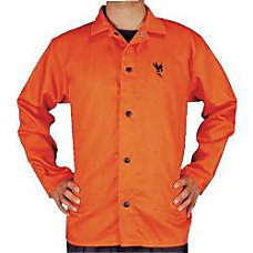 30 9 OZ ORANGE FR JACKET
