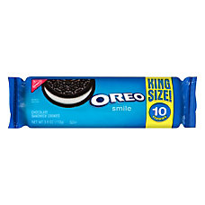 Oreo King Size Cookie Pack 39