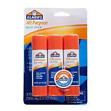Elmers Office Strength Glue Sticks All