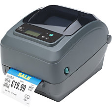 Zebra GX420t Direct ThermalThermal Transfer Printer