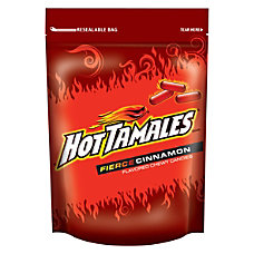 Hot Tamales Candy 10 Oz