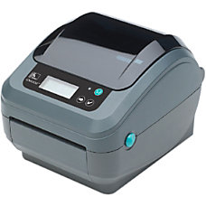Zebra GX420d Direct Thermal Printer Monochrome