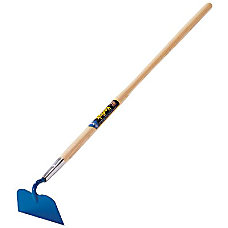 KODIAK FORGED GARDEN HOE6 14 X4