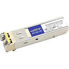 AddOn Juniper Networks SFP GE80KCW1550 ET