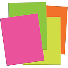 Pacon Matte Neon Foam Boards 30