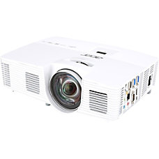 Acer P1387W 3D Ready DLP Projector