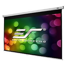 Elite Screens M100H Manual CeilingWall Mount