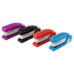 PaperPro Compact Desktop Stapler Assorted Colors