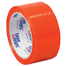 Color Carton Sealing Tape Orange 2
