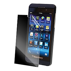 zagg blackberry z10 screen protector clear by office depot officemax. Black Bedroom Furniture Sets. Home Design Ideas