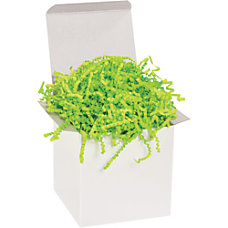 Office Depot Brand Crinkle Paper Lime