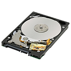 HGST Travelstar 1 TB 25 Internal