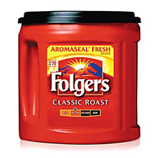 Folgers Coffee Classic Roast 339 Oz
