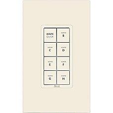 Insteon 2334 225 Keypad Dimmer Switch