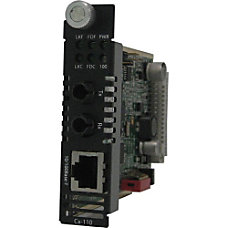 Perle C 110 S2ST40 Fast Ethernet