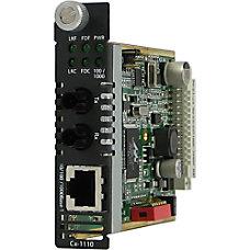 Perle C 1110 M2ST2 Media Converter