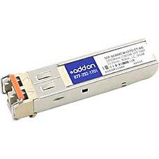 AddOn Juniper Networks SFP GE80KCW1570 ET