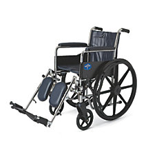 Medline Excel 2000 Wheelchair Elevating 16