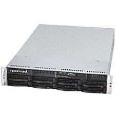 CybertronPC Magnum SVMIA142 2U Rack Server