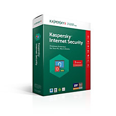 Kaspersky Internet Security 3 user 1