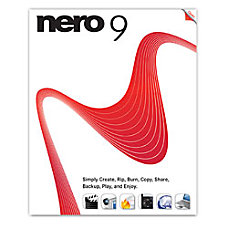 Nero 9 Traditional Disc