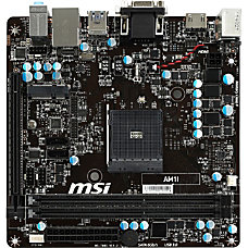 MSI AM1I Desktop Motherboard AMD Chipset