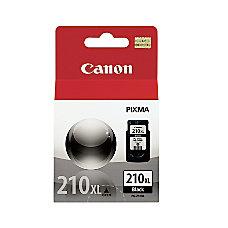 Canon ChromaLife 100 PG 210XL Black