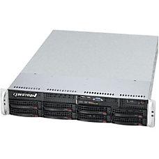 CybertronPC Magnum SVMAB1322 2U Rack Server