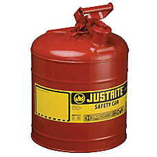Justrite Type I Safety Can For
