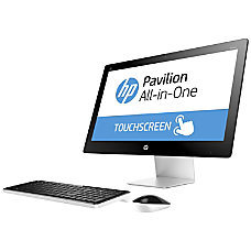 HP Pavilion 23 q140 All in