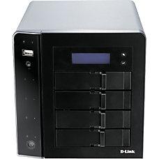 D Link ShareCenter Pro DNS 1250