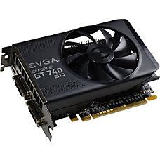 EVGA GeForce GT 740 Graphic Card