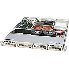 Supermicro SC813S 500C Chassis