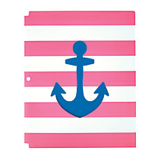 Divoga 2 Pocket Paper Folder Anchor