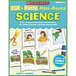 Scholastic Cut Paste Mini Books Science