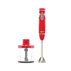 Chefman Hand Blender With Food Chopper