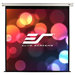 Elite Screens VMAX166XWH2 VMAX2 CeilingWall Mount