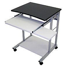 Luxor Mobile Computer Desk Collection 29