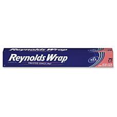 Reynolds Wrap Standard Aluminum Foil 12