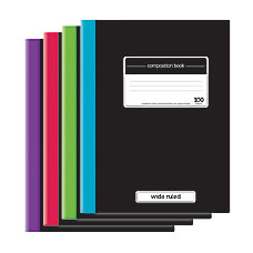 Office Depot Brand Fashion Composition Books