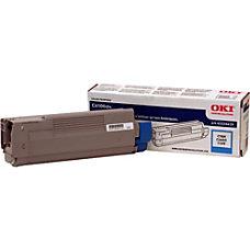 OKI 43324419 Cyan Toner Cartridge
