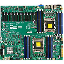 Supermicro X9DRX F Server Motherboard Intel