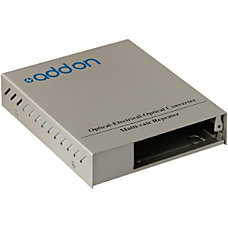 AddOn 4GBase X Media Converter Card