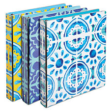 Divoga Binder Mediterranean Mosaic Collection 1