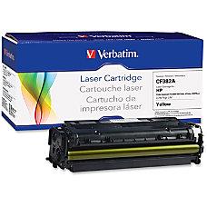 Verbatim Remanufactured Laser Toner Cartridge alternative